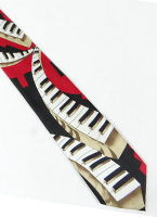 cravate piano rouge boutique. Black Bedroom Furniture Sets. Home Design Ideas